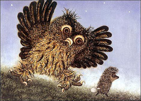 Hedgehog In A Fog (1975)