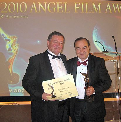 Firov and Quandour with seven awards and Best film Angel Award