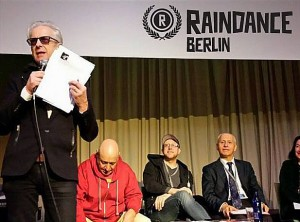 RUSSIAN FILM COMMISSION's Berlinale highlight was Live!Ammunition!